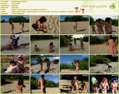 Naked Shoot Out - nudism