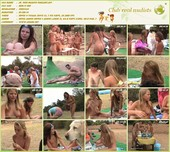 Jr. Teen Beauty Pageant - naturists movie