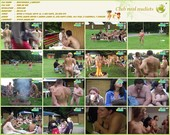 Mysterious Camp - naturists movie