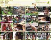 Yoga and the Girls - naturists movie