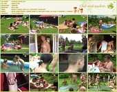 Cottage Picnic - naturists movie