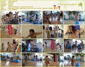 Fitness Girls - naturists movie