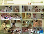 Saturday in the Whirlpool - naturists movie
