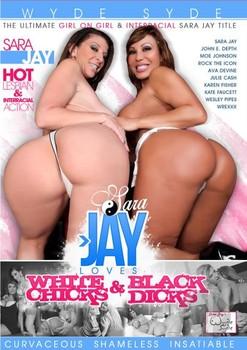 Sara Jay Loves White Chicks and Black Dicks (2015)