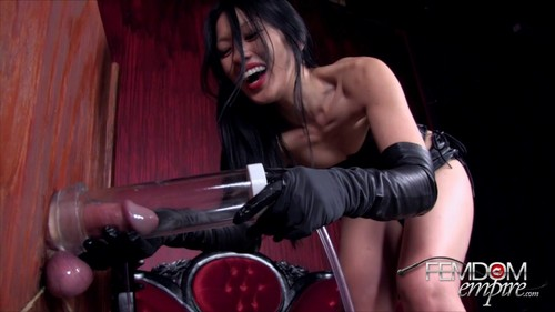 FemDom Empire - Goddess Miki - At my Mercy