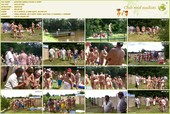 Daytime Family Picnic 2 - naturists movie