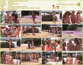 Junior Miss Pageant France 5 - naturists movie