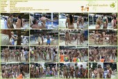 Aqua Extravaganza 4 - naturists movie
