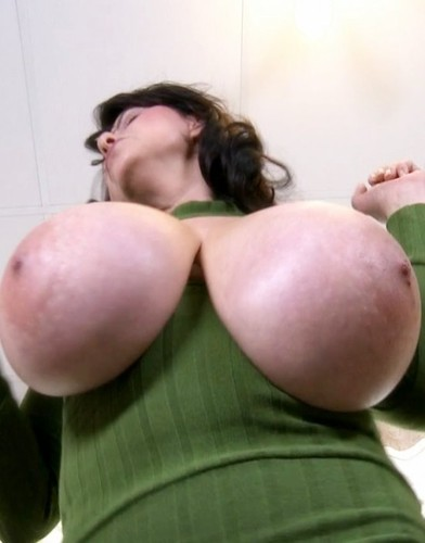 Milena Velba ~ Green Dance ~ Huge Boobs