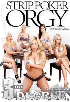 Strip Poker Orgy XXX DVDRip x264-XCiTE