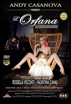 L'Orfana - IL Porno Romanzo (2015) DVDRip