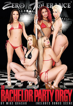 The Bachelor Party Orgy 2015 XXX DVDRip x264-KuKaS