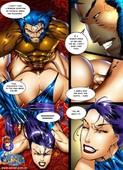 Seiren - X-Man