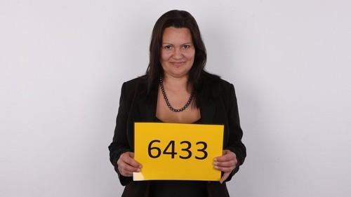 HD Czech Casting Renata 6433
